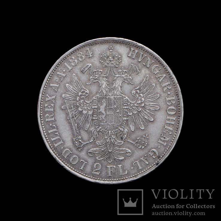 2 Флорина 1884, Австро-Венгрия