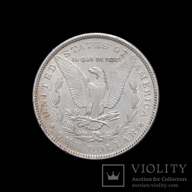 1 Доллар 1885 Могран, США