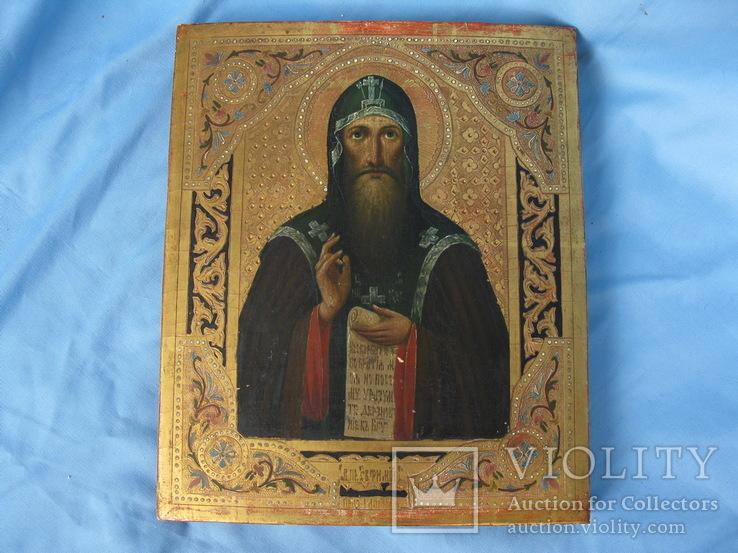 Икона Евфимий Суздальский