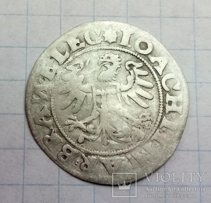 Грошен 1540 года, маркграфсво Бранденбург