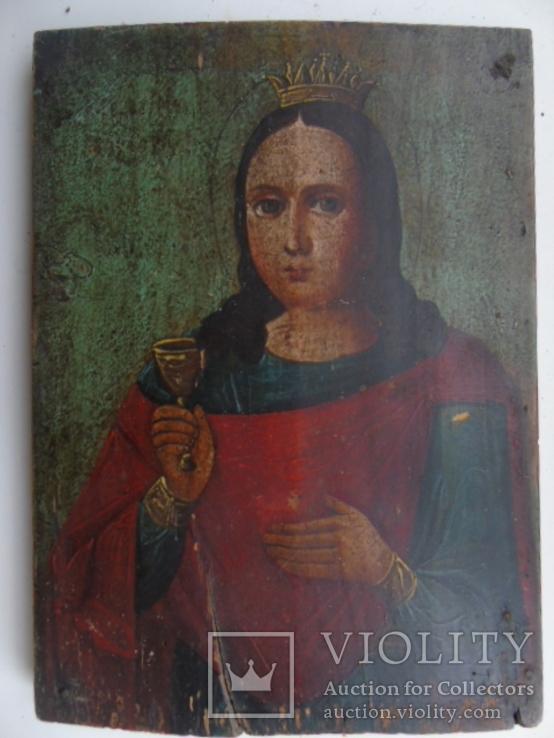 Святая Варвара, фото №2