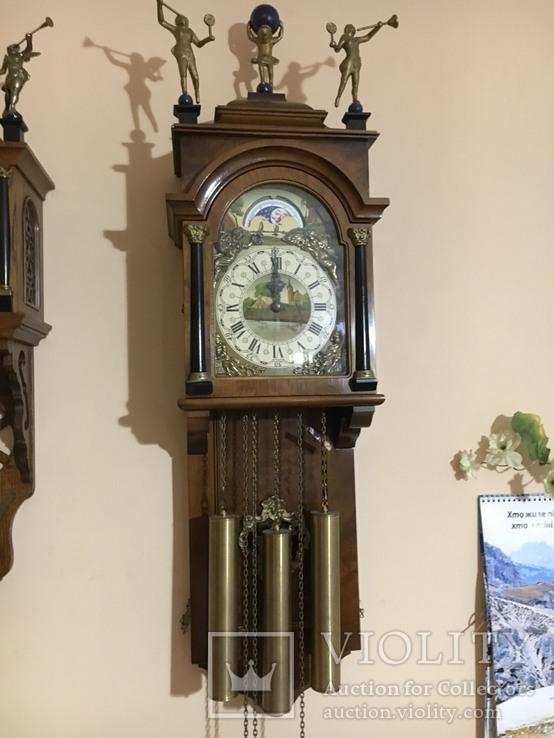 Настіний годинник