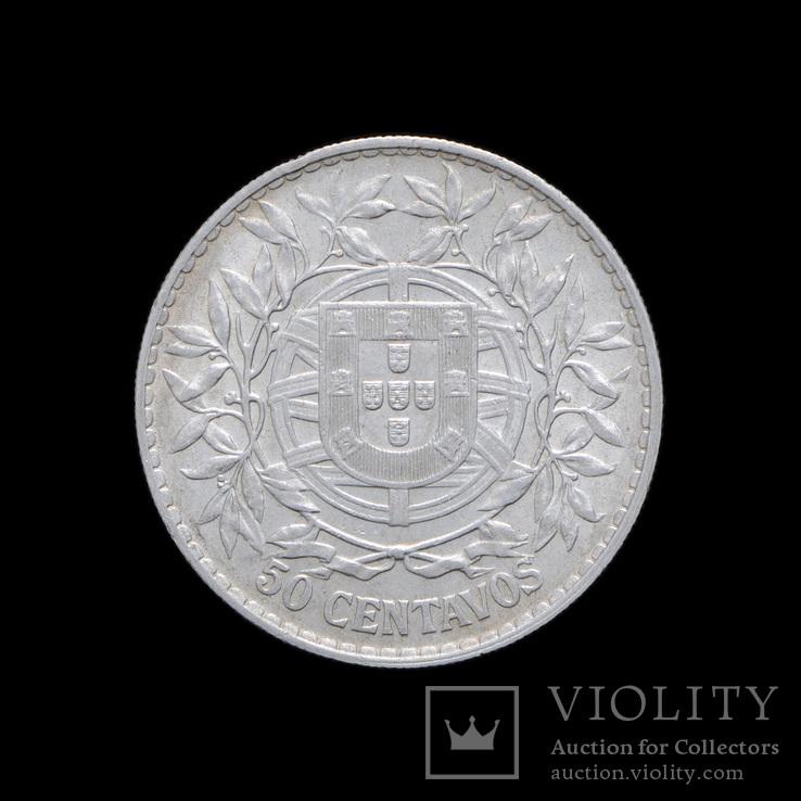 50 Сентаво 1913, Португалия