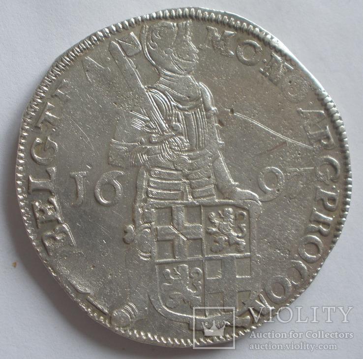 Талер 1697