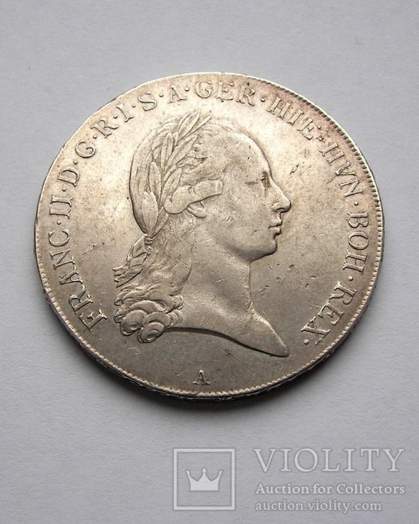 Талер 1793 А Австрия