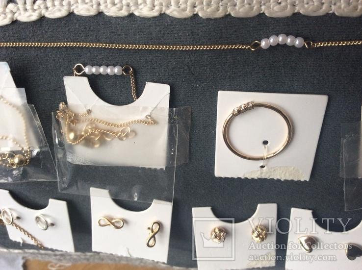 Коллекция бижутерии Clair's, фото №6