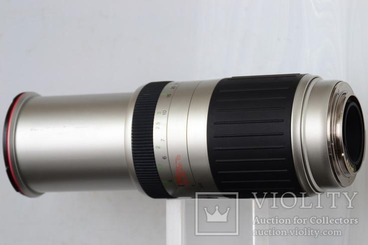 Объектив VOIGTLÄNDER SKOPAR 70-300мм macro для Minolta,Sony, фото №4