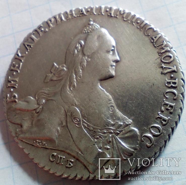 Рубль 1769 са