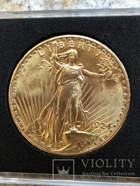 20$США 1924г