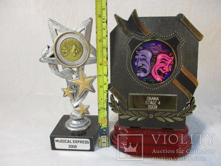 Две памятные награды, фото №3