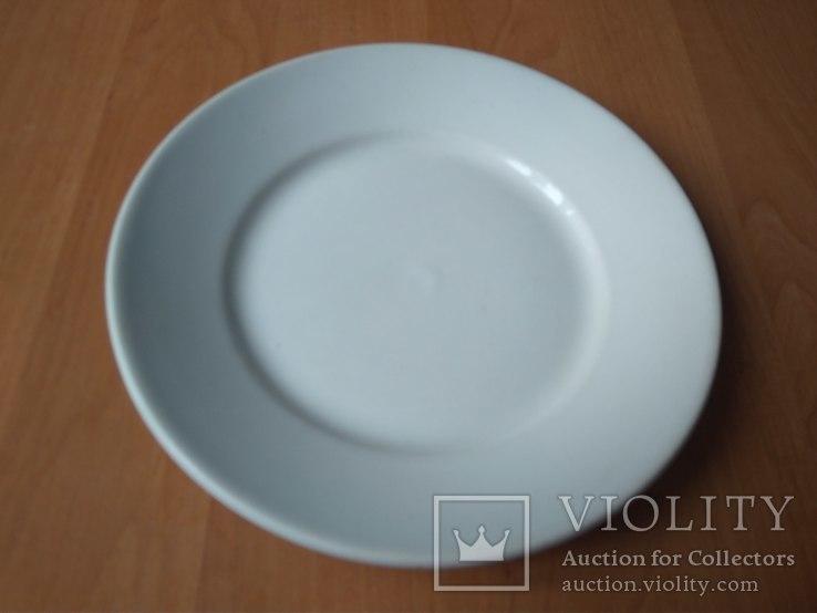 Тарелка мелкая, плоская. 3 рейх. SS Reich 1941, фото №2