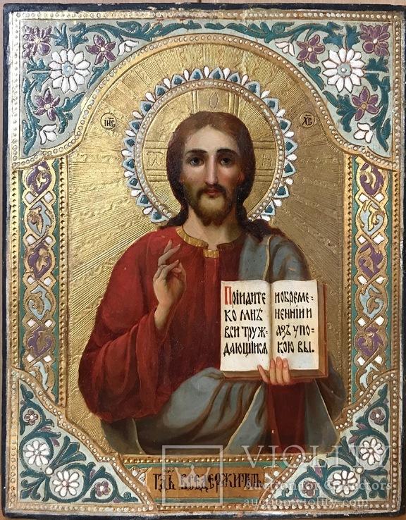Икона Господь Вседержитель (22,5*17,5*2 см.)