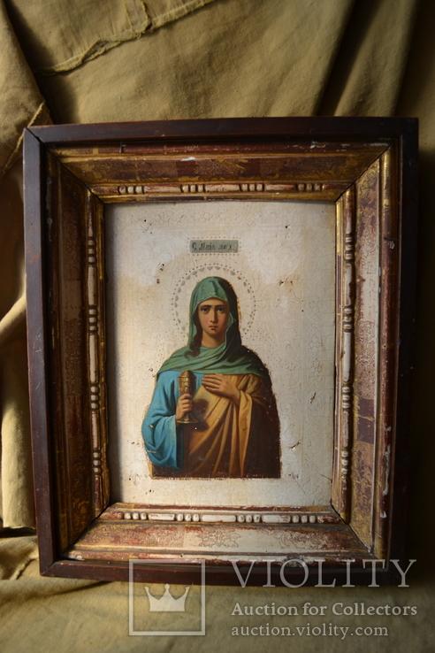 Икона Святая Мария Магдалина.