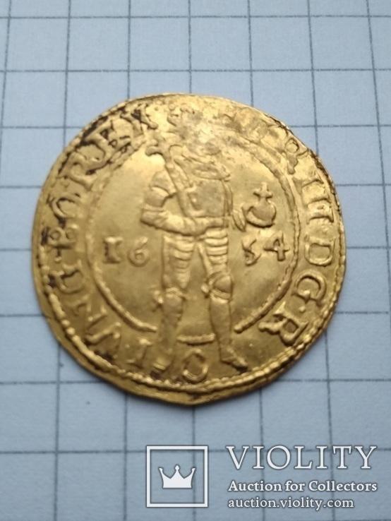 Дукат г Кампен  1654г