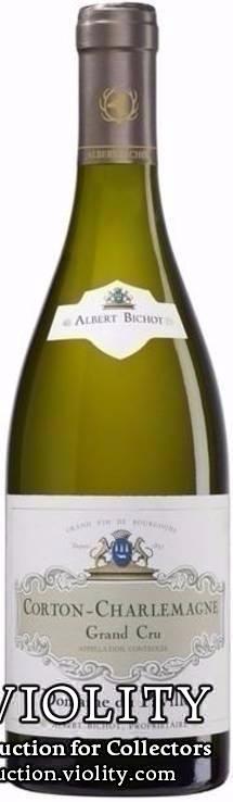 Вино Albert Bichot Corton-Charlemagne Grand Cru AOC, 2011 ( Кортон-Шарлеман Гран Крю )