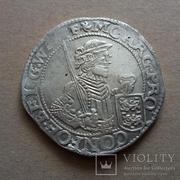 Риксдаальдер 1656 г. Западная Фрисландия