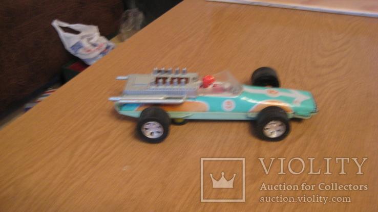 Машина гоночная из ссср, фото №2