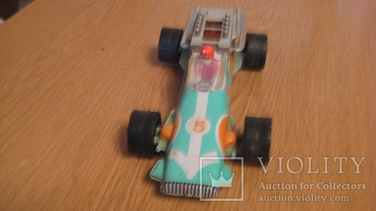 Машина гоночная из ссср, фото №4