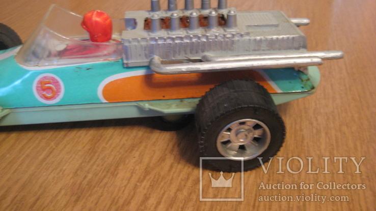 Машина гоночная из ссср, фото №6