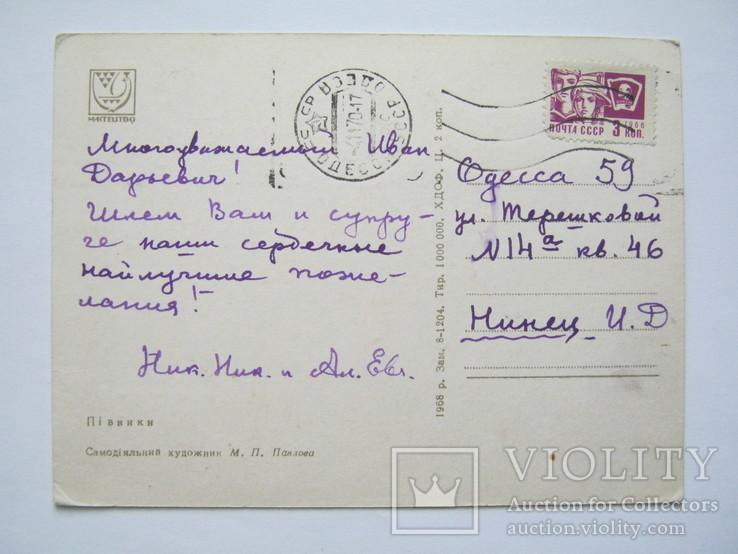 Півники.1968р., фото №3