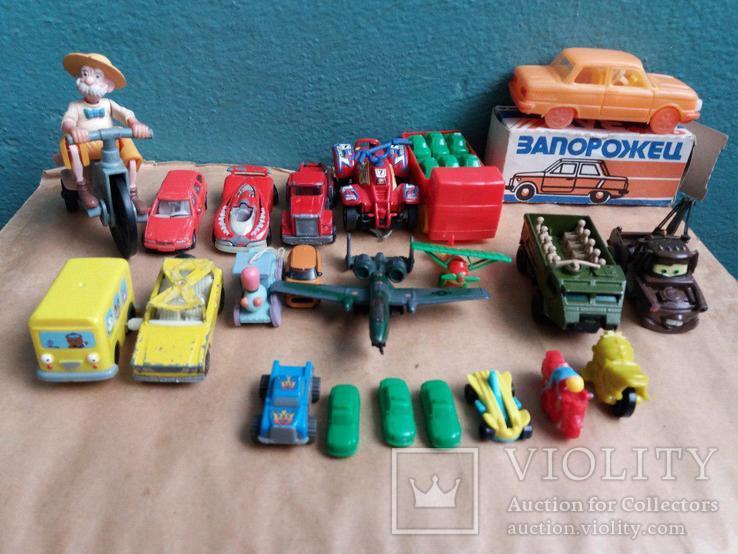 Детские автомобили. БУ.