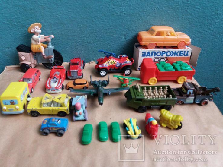 Детские автомобили. БУ., фото №4