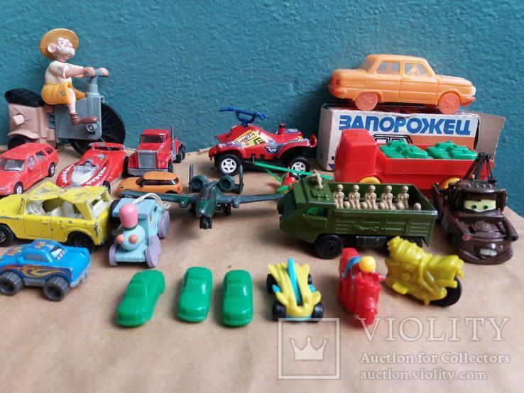 Детские автомобили. БУ., фото №7