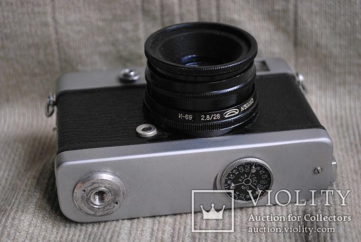 Чайка - II (2) , И-69 2,8/28 мм, спец выпуск., фото №8
