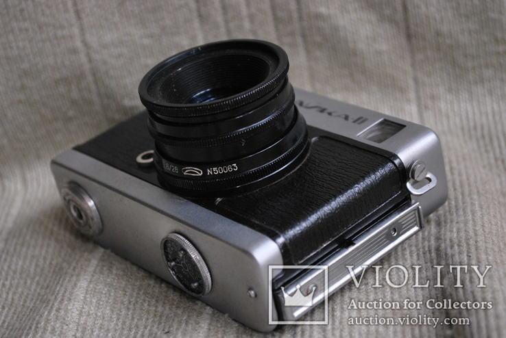 Чайка - II (2) , И-69 2,8/28 мм, спец выпуск., фото №10