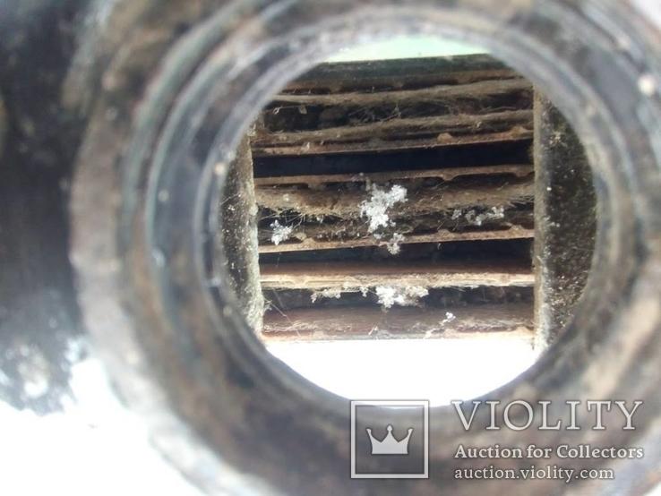 Аккумулятор стеклянный с тепловоза 70-е года, фото №11