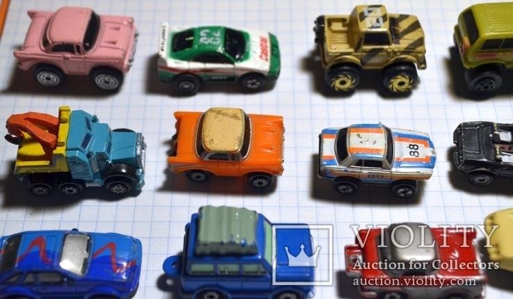 Старые мини-модели машин., фото №3