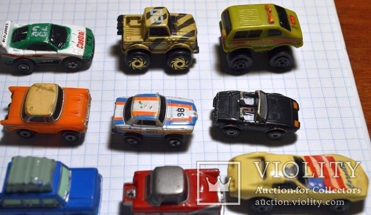 Старые мини-модели машин., фото №4