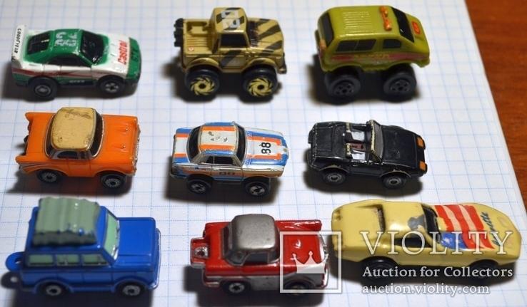 Старые мини-модели машин., фото №6