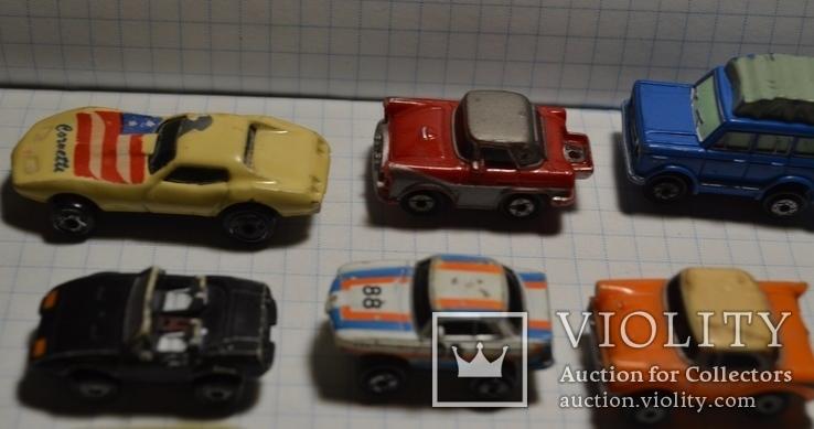 Старые мини-модели машин., фото №8