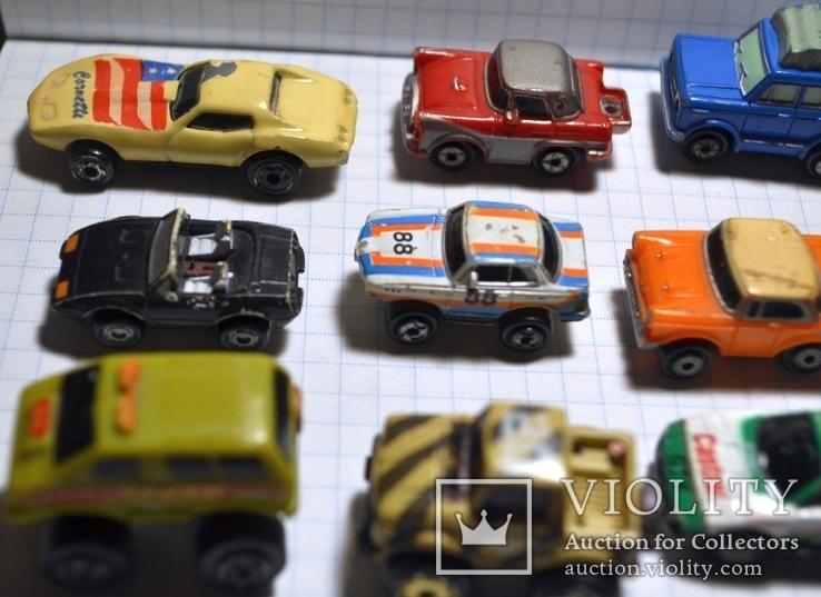 Старые мини-модели машин., фото №10