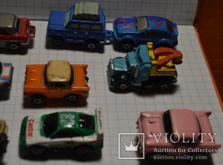 Старые мини-модели машин., фото №11