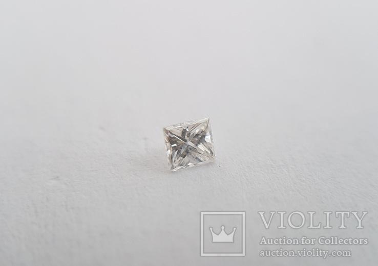 Природный бриллиант хорошего качества, фото №3