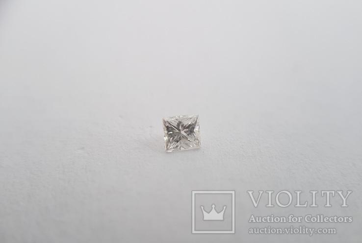 Природный бриллиант хорошего качества, фото №4