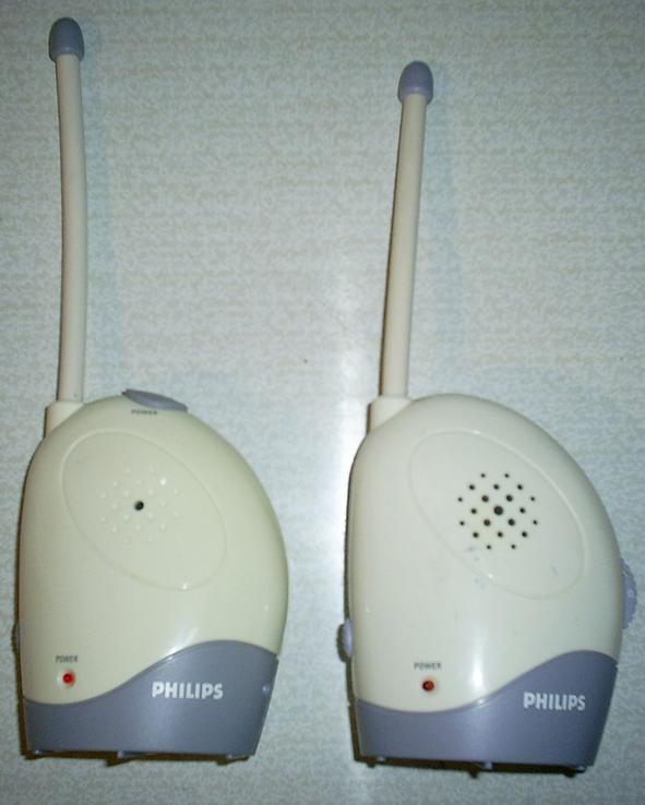 Радио-няня Philips