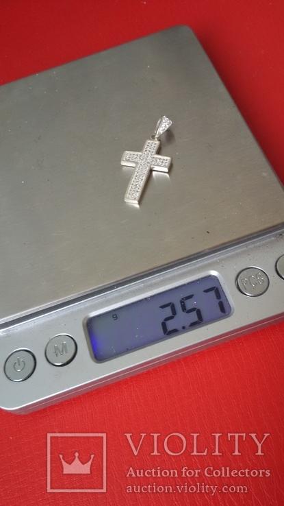 Крест 925 пробы, фото №11