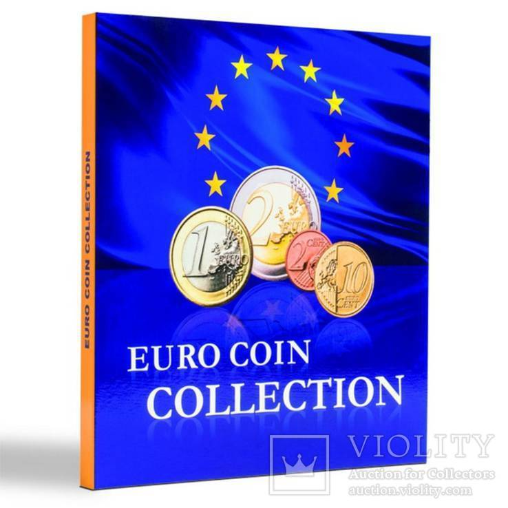 Альбом для монет евро PRESSO Euro Coin Collection