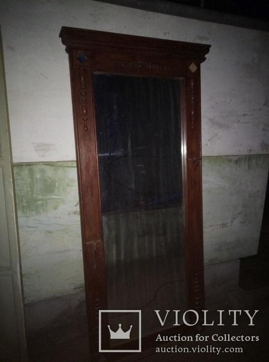 Зеркало настенное СССР, фото №3
