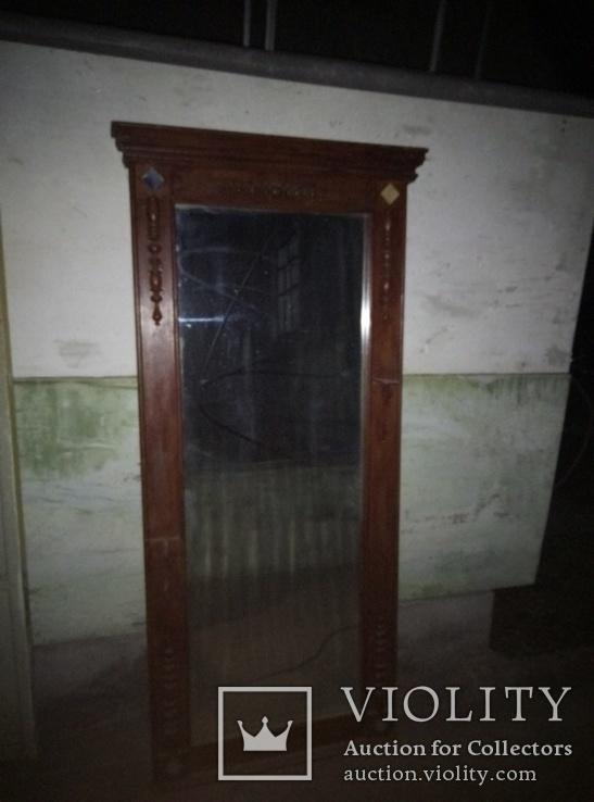 Зеркало настенное СССР, фото №4