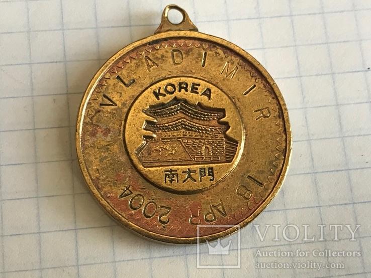 Медаль Korea 18 apr 2004, фото №4