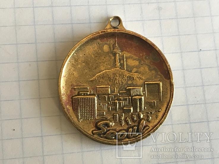 Медаль Korea 18 apr 2004, фото №5