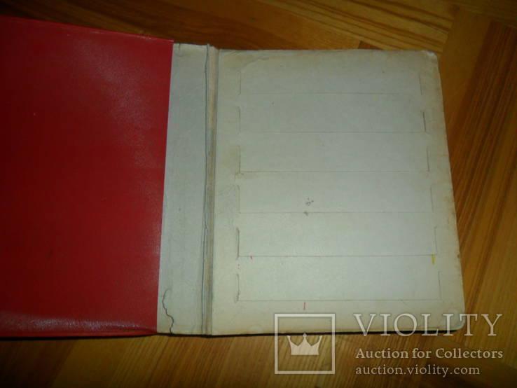 Альбом для марок 15 см на 18,5 см - 12 листов, фото №5