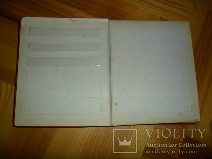 Альбом для марок 15 см на 18,5 см - 12 листов, фото №6