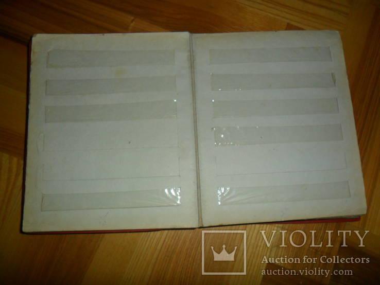 Альбом для марок 15 см на 18,5 см - 12 листов, фото №7