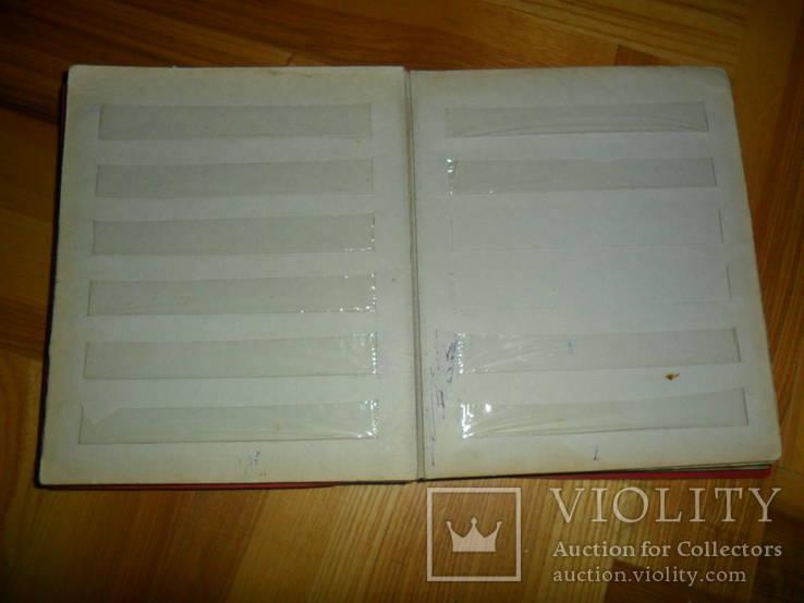 Альбом для марок 15 см на 18,5 см - 12 листов, фото №8
