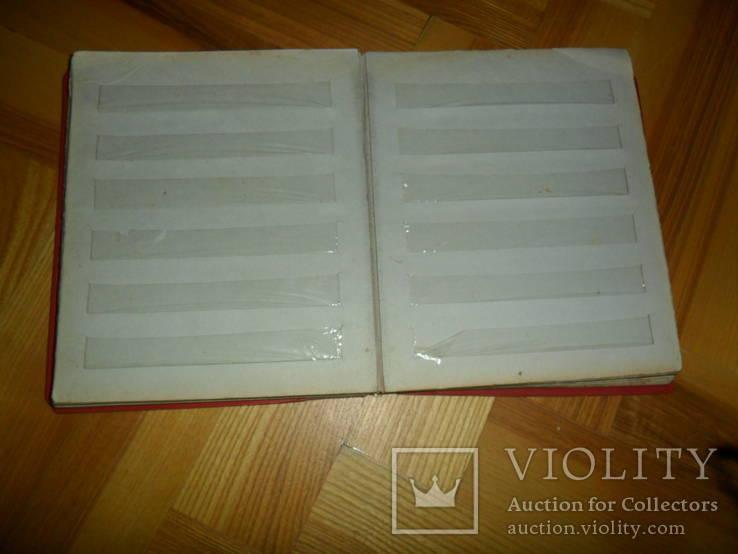 Альбом для марок 15 см на 18,5 см - 12 листов, фото №10